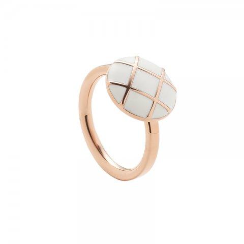 Női mágneses rose gold gyűrű