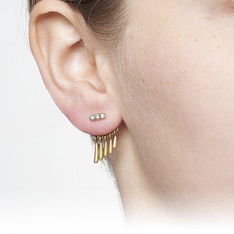 Női mágneses fülbevaló