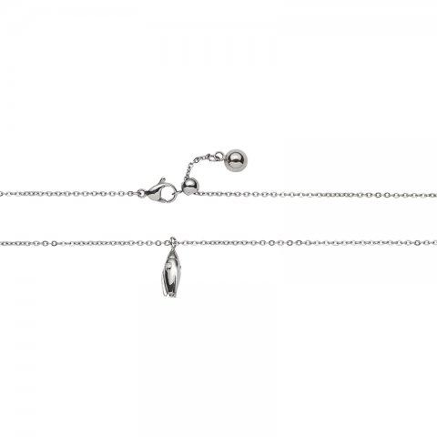Női mágneses nyaklánc medállal